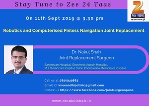 Dr Nakul Shah- Joint Replacement Consultant